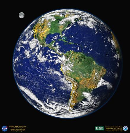 The Blue Marble - aka.: Earth